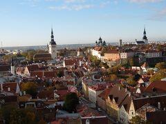 秋のバルト三国美しき古都と城を訪ねてNo.16<エストニアの首都タリン②>