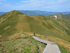 絶景稜線歩き 平標山&仙ノ倉山