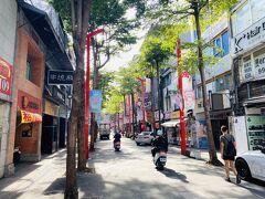 コロナ禍の台北西門町