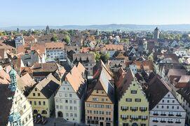 シニアのチェコ・オーストリア・南ドイツの旅[11] ローテンブルク・ニュールンベルク(2)