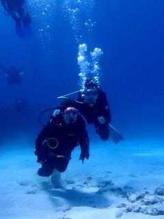 告白します…GWにダイビングライセンスを取りに3泊4日で沖縄に行ってました 1~2日目前編