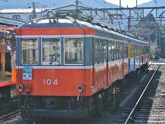 箱根登山鉄道の旧型電車(モハ1形・モハ2形)を乗りに行く旅