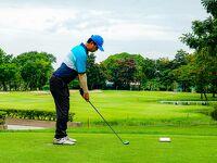 タイで37回目のゴルフ THANA CITY GOLF & C.C.