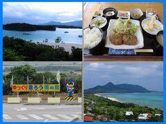 沖縄離島巡り2015(8)石垣島一周定期観光バス:川平湾、ポーザーおばさんの食卓、ヤエヤマヤシ群落、玉取崎