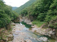 湯西川温泉(龍王峡ハイキング)(2日目)
