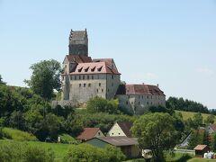 ドイツ2012年・麗しの5月:英雄シュタウフェンベルクの生誕城訪問と、カッツェンシュタイン城のパニック騒動