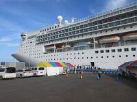 COSTA VICTORIA船の旅 金沢、福井、松江、博多、慶州 船旅編