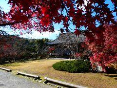 京都 山科 小野 勧修寺境内(Kajuji Temple, Ono, Yamashina, Kyoto, JP)