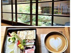 """京都・東山のお屋敷カフェ「The Unir」で """"フルーツサンド重"""" & お寺巡りも堪能♪"""