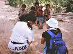 二人の女子高生と行くベトナム・カンボジアの旅 その2 アンコールワット