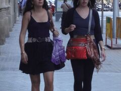 """初めてのバルセロナ 10(イタリア・スペイン・ポルトガル・オランダ 12日間の旅 7-10)""""Casa Batlló"""" まで街歩き!"""