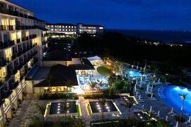 沖縄旅行2021春④:福寿しとハレクラニ沖縄の夜
