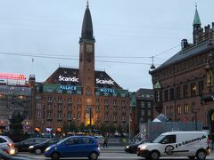 シニア夫婦2回目の北欧、バルト7カ国ゆっくり旅行25日 (24)リトアニアのヴィリニュスからコペンハーゲンに移動します(10月11日)