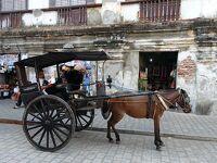 スペイン統治下の街並みが残る世界遺産 ビガン…DAY 1《フィリピン紀行(17)-1》