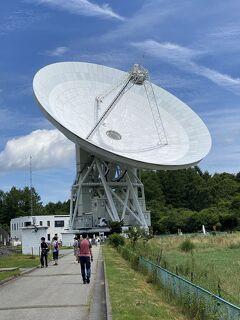 2020年8月 山梨・長野に行って来ました。Part.3 松本・野辺山宇宙電波観測所・安曇野
