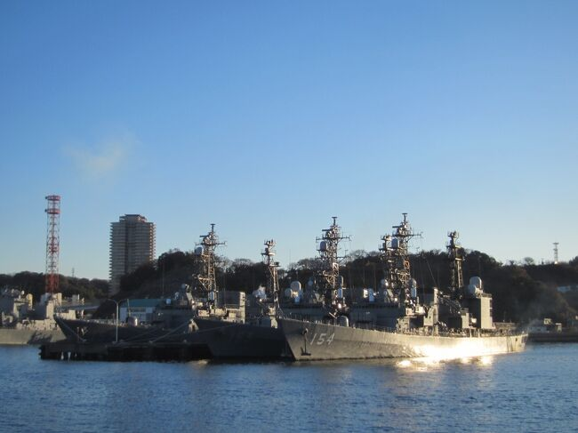 GO TO トラベルで行く 三崎鮪御膳とYOKOSUKA軍港めぐり