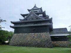 2021夏 山陰3:国宝天守再制覇 日本に5城しかない国宝指定の天守、松江城へ