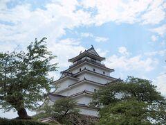 会津にあいばせNo.5<会津若松3>ぶらり日本の城めぐりその59「鶴ヶ城」会津武家屋敷を見学 夜のまちをちょっとだけ散策