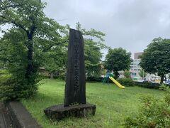 平田篤胤生誕の地と秋田県文学資料館に行く