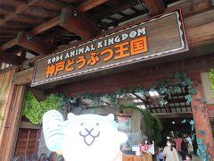 神戸どうぶつ王国に行ってきたにゃ!