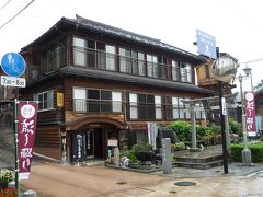 飯坂温泉・はじめての「ほりえや旅館」