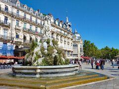 南フランスのモンペリエとカルカッソンヌを見学