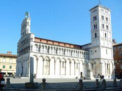 イタリア一人旅   知らない街を歩いてみたい ルッカ