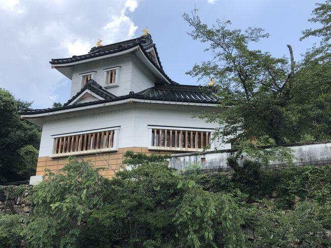2021年07月 古城巡り 小倉山城