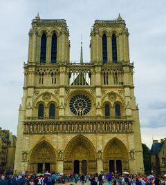 ☆ フランス~Paris ノートルダム大聖堂 ☆