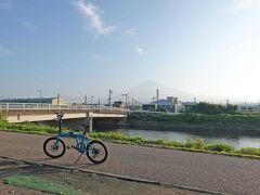 自転車でGO!早朝バージョン&ポタリング =富士市内(6)= 2021.06.28