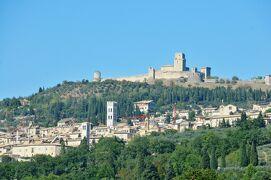 シニアの南ドイツ・イタリアの旅[13] グッビオ(2)・モンテファルコ・アッシジ(1)