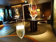 グランドプリンス新高輪クラブフロア宿泊で3つのホテルのラウンジホッピング♪久しぶりの夫婦ホテルステイ