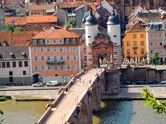 中世ヨーロッパの景観が残るハイデルベルグとシュパイヤーを巡る