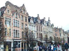 2019年ベルギーのX'sマーケット巡り【27】学生とビールの町「ルーヴェン」2