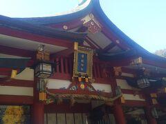 年末の赤坂街歩き