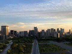 美しい国の美しい一日がある…憧れのパレスホテル東京で最上質の日本を知る☆銀座かつかみトンカツランチ&パレスホテル東京ラウンジステイ♪♪