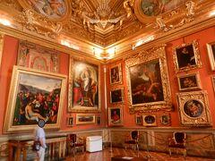 2020年9月 イタリア旅行15 ラファエロがこんなにいっぱい♪パラティーナ美術館 フィレンツェ Firenze