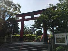 亀戸さんぽ~亀戸香取神社と亀戸天神