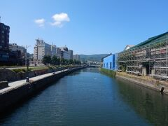 2020年7月は北海道へ ひたすら列車に乗る (6)7月30日は日は小樽へ
