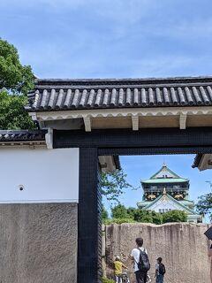 祝!東京オリンピック開催!…大阪二日目午前は豊國神社から大阪城!