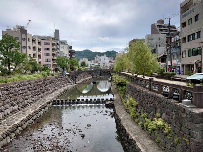 やっと行けた長崎。<br />でも暑さが体力を奪います。<br /><br />それでも後悔はしたくないから、頑張って夜景を見に行きます!