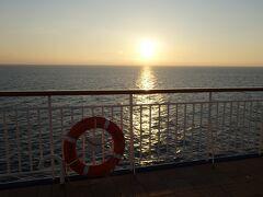 20210724 新潟→ 小樽 新日本海フェリーあざれあで、北の大地へ向かう