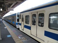 2021陸海空!18きっぷで気になる列車を見に行こう!vol.1(415系区間快速1380M編!)