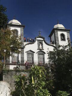 ☆憧れのカナリア諸島にて♪MSCマフィニカクルーズ☆⑯ポルトガル領マデイラ諸島に上陸!!モンテの丘の聖母教会へ('▽'r
