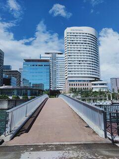 竹芝でエグゼクティブフロアに泊まる第2弾「インターコンチネンタル東京ベイその1」