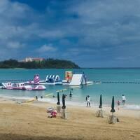 台風直撃と緊急事態宣言下の沖縄
