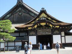 夏の京都 二条城と旧明倫小学校