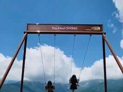 ☆2日目は!白馬岩岳マウンテンハーバー・北アルプスの大絶景に飛び出す~ヤッホー!スウィング~ハイジのブランコで遊ぶ(*^^*)