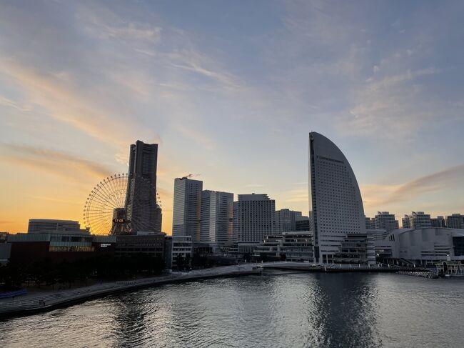 歩くだけで楽しい横浜。