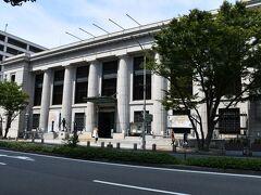 伊能忠敬展を観覧した神戸市立博物館